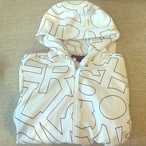 Michael Kors full zip up hoodie
